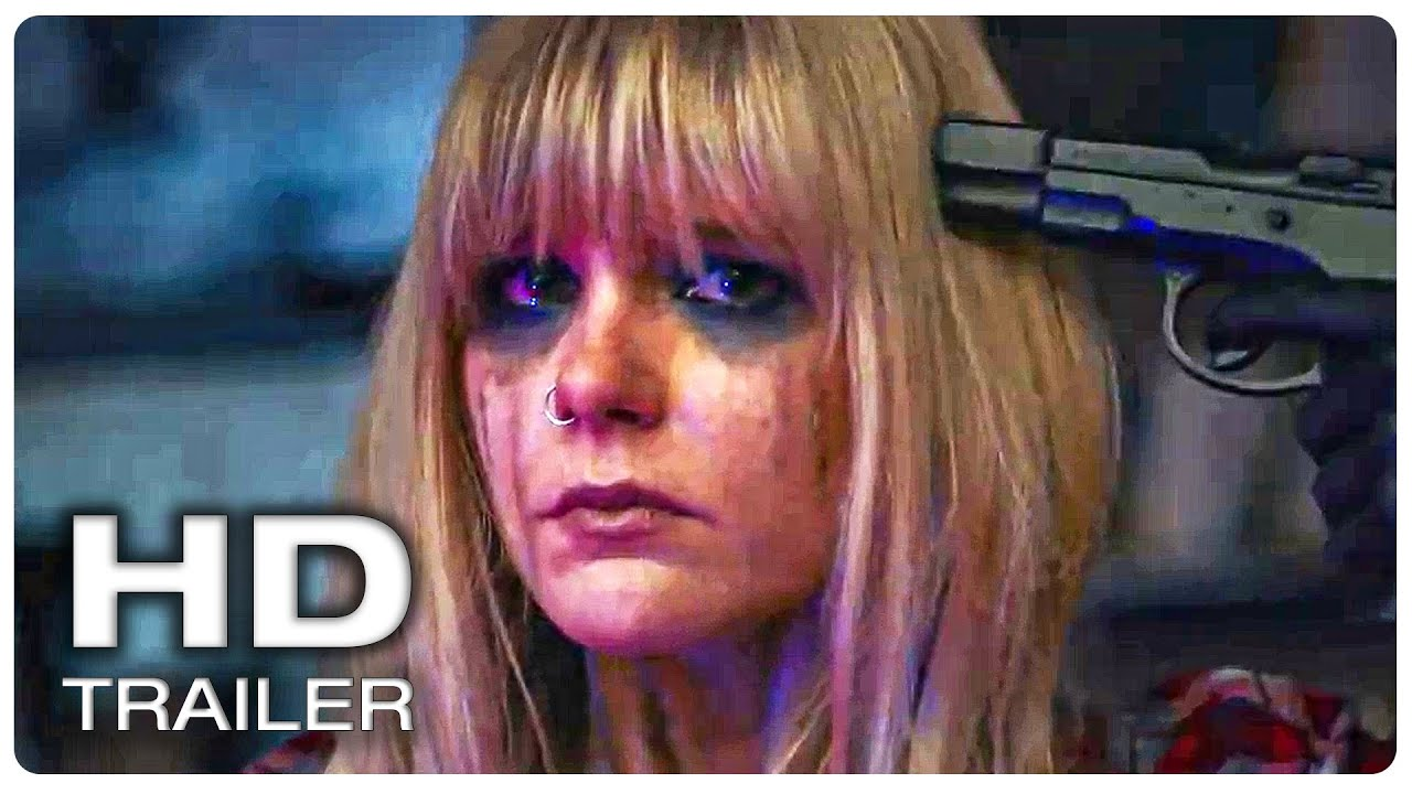 PERIPHERAL Official Trailer #1 (NEW 2020) Horror Movie HD