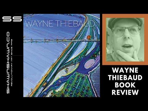 Art book: Wayne Thiebaud