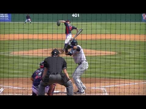 Atlanta Braves Pitching Prospect Ian Anderson