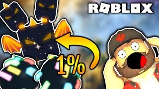😍 ONLY 1% CHANCE AND SUCCEEDED | ROBLOX #admiros