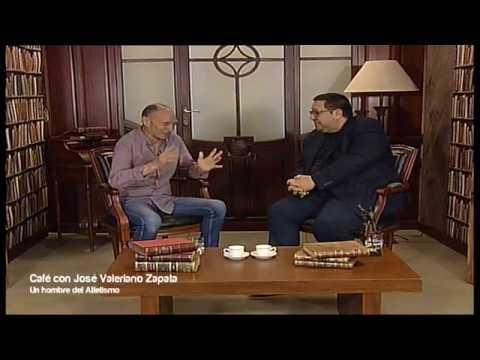 Café con... José Valeriano Zapata, un hombre del Atletismo