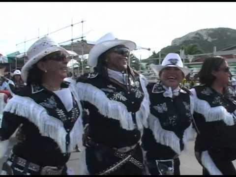 Karnaval di Kabai CURACAO 2012