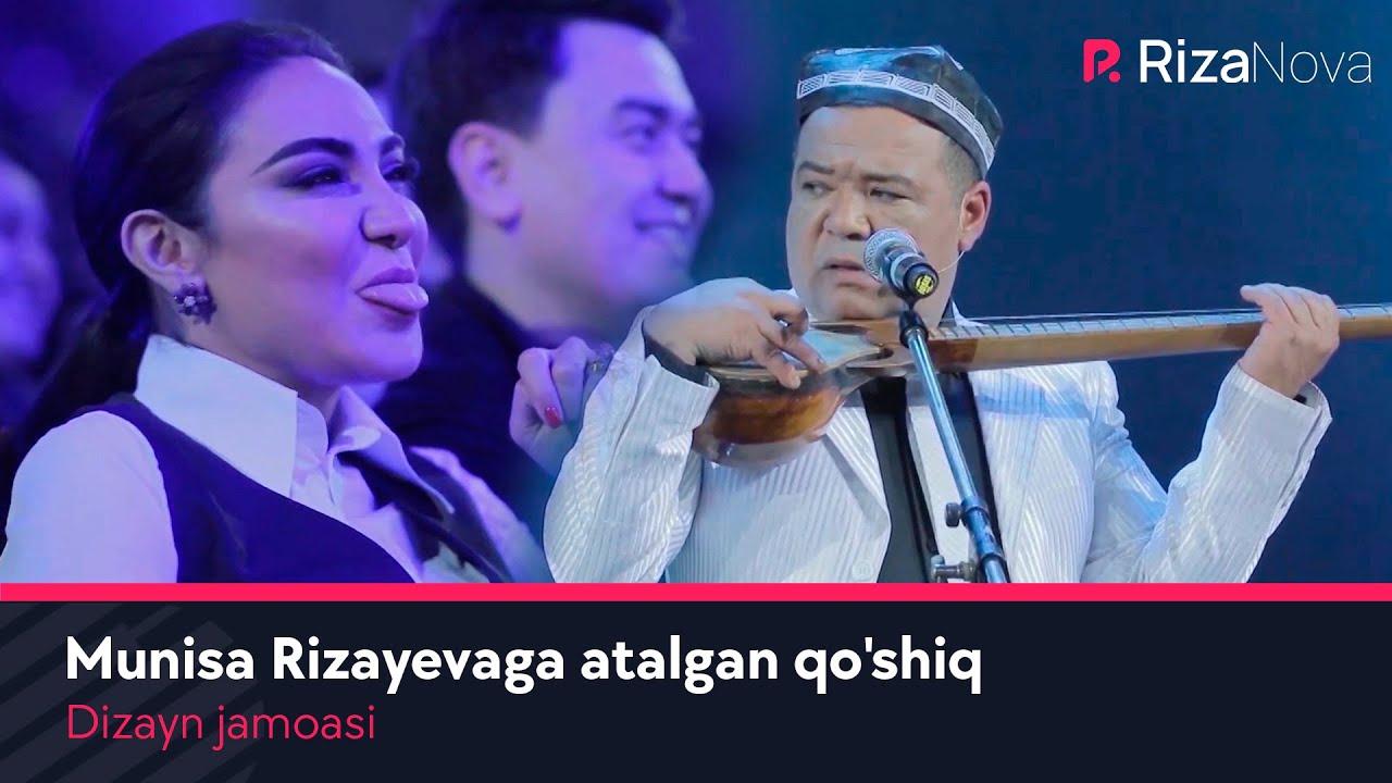 Dizayn jamoasi - Munisa Rizayevaga atalgan qo'shiq