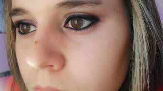 makeup tutorial everyday makeup for brown and hazel eyes