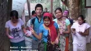 Bishnupriya Manipuri Song   Amatik Bana Nungshipeya Hridigo