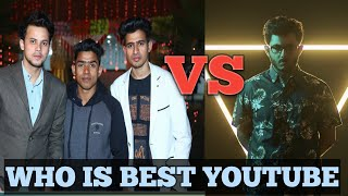 Round2hell vs carry minati | who is best youtuber | carry minati biography, r2h biography |