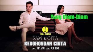 Sam & Gita - Kebohongan Cinta [ Lyrics ]
