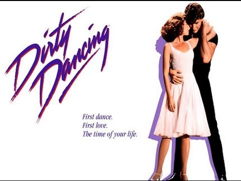 """Dirty Dancing"" Jennifer Grey, Patrick Swayze 