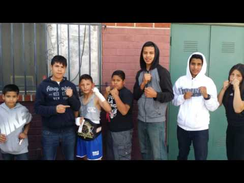 SOUTH L.A. BOXING CLUB