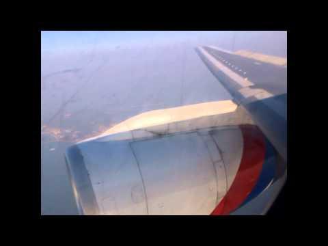 Flight from Kathmandu to Hong Kong (Nepal Airlines)