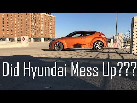 5 Things That We Hate About the Hyundai Veloster