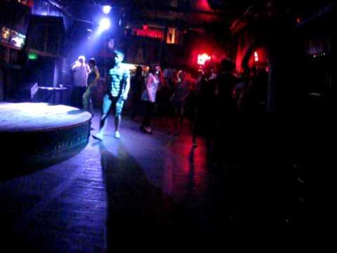 German Dancing in Russian Club 2