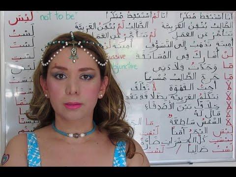 Negation in Arabic _ Lesson 38