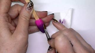 Gradient Nail Art Tutorial - Part 2 Thumbnail