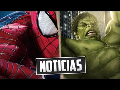 Noticias - ¿Primer vistazo a Spider-Man?, Hulk en Civil War, Flash, Death Note y más...