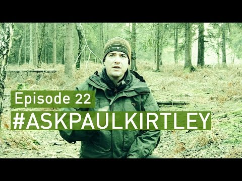 Winter Tinder, Meat Today vs Past, Australian Plant ID, Cameras & Tripods | #AskPaulKirtley Ep. 22