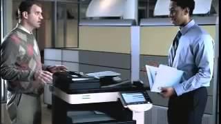 Konica Minolta - Bizhub Biometric Security