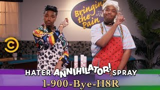 Introducing Hater Annihilator Spray