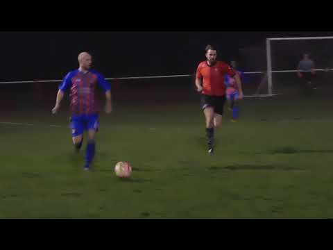 BARNT GREEN SPARTAK 3-0 KNOWLE FC: GAME ACTION...