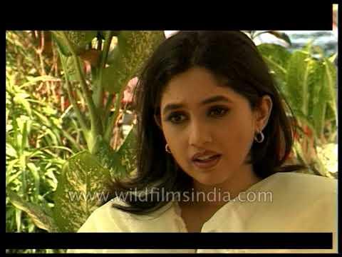 Indian actress Rinke Khanna: Twinkle Khanna's sister