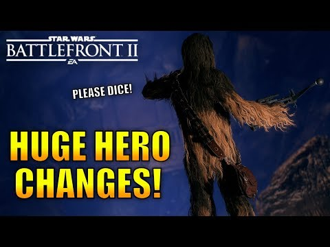 Massive Hero Changes Battlefront 2 Seriously Needs! - Star Wars Battlefront 2 thumbnail