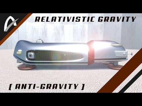 Relativistic Gravity (Anti-gravity)