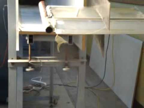 UoN wing tip device - with compressed air OFF.wmv