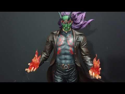 Review #78 - XM Studios Shibumi 1/4 Statue 4K Oriental Heroes Dragon Tiger Gate