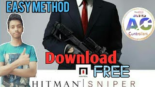 How to download Hitman Sniper for free in hindi