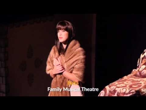 Two on the Aisle - Evita Review - Family Musical Theatre