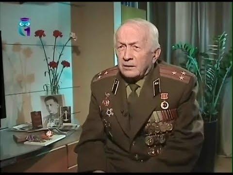 Валентин  Ковров - ветеран Отдельной мотострелковой бригады особого назначения войск НКВД СССР