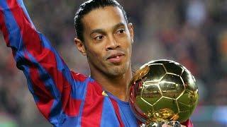 El Mejor Ronaldinho ● The Most Skillful Player Ever ● FC Barcelona