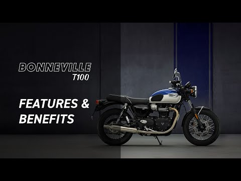 New Bonneville T100 Features and Benefits