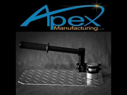 Streetbike Handlebar Clipons by Apex Manufacturing