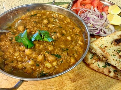 Chole Masala - Lahori style