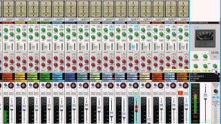 Reason 8 301: Mixing Lab - 14. Bus Compression