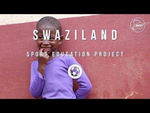 WEP :  Volontariat au Swaziland / Education sportive