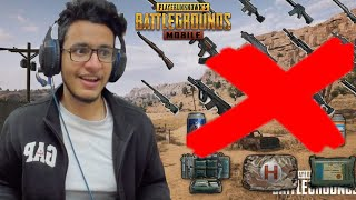 No Items PUBG Challenge *Literally Gone Wrong😂* (One Plus 7T Giveaway)