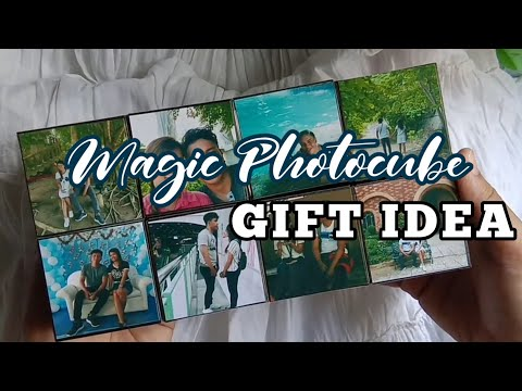 Magic Photocube | How to make Magic Photocube | DIY GIFT IDEA