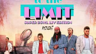 Push it to the Limit SuperBowl LIV Edition