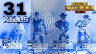 STAR CHALLENGE HAS BEGUN! First Match with Pro Team DAYŁIGHT   PUBG Mobile