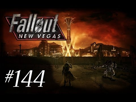 SHE TALKS A LOT FOR A MUTE - Fallout New Vegas Travels Part 144