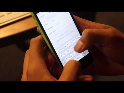 Duke Email On iPhone - YouTube