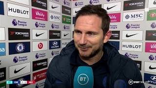 """Conceding goals like that can't happen!"" Lampard unhappy after late goal"