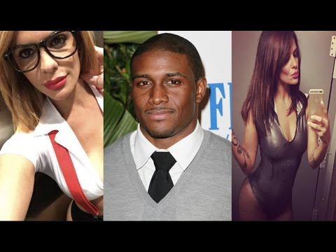 Reggie Bush's Knocked Up Side Chick Is going through a nasty divorce.