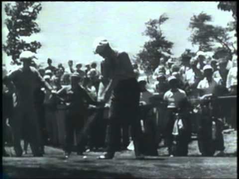 Byron Nelson Interview 1945 Winning Streak