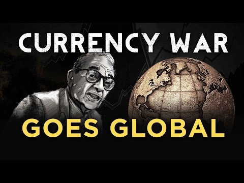 Currency War GOES GLOBAL - Mike Maloney's Daily News Brief