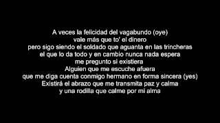 Ora por Mi - Daddy Yankee (letra / lyrics)