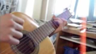 Урок игры на гитаре №2. Guitar lesson #2.