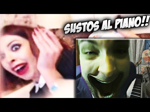SUSTO acaba MAL!! BROMA en CHATROULETTE / Scary Pranks Omegle